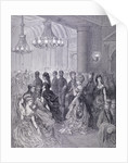 A Ball at the Mansion House by Journard