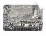 State opening of Holborn Viaduct, London by Anonymous