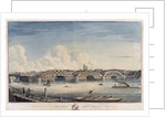 New London Bridge, London by G Yates