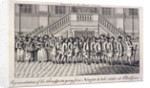 Old Bailey, Newgate Prison, London by Anonymous