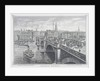 London Bridge (new), London by D Taylor & Co