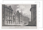 St Paul's School, London by Samuel Rawle