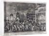King George III's Golden Jubilee Celebrations, London by
