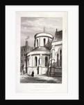 Temple Church, London by