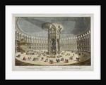 The Rotunda in Ranelagh Gardens, Chelsea, London by Thomas Bowles
