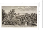 The Chinese Building and Rotunda in Ranelagh Gardens, Chelsea, London by