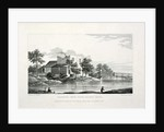 View of Beresford White House, Hackney Marsh, Hackney, London by Edward Duncan