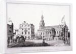 St Alfege, Greenwich, London by W Bligh Barker