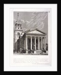 St George, Bloomsbury, Holborn, London by