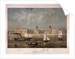 Greenwich Hospital, Greenwich, London by Anonymous