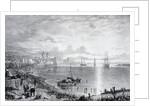 View of Greenwich Hospital, Greenwich, London by James Duffield Harding