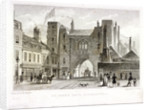 St John's Gate, Clerkenwell, London by James B Allen
