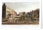 Queen Square, Holborn, London by Anonymous