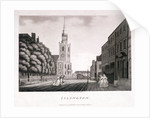 St Mary, Islington, London by William Ellis