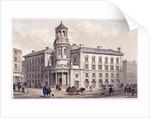 St Thomas' Hospital, Lambeth, London by Anonymous