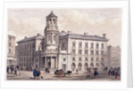 St Thomas' Hospital, Lambeth, London by Anonymous