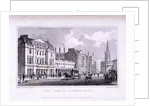 Langham Place, Marylebone, London by Samuel Owen