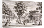 Vauxhall Gardens, Lambeth, London by Anonymous