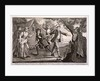 The Humorous Diversion of the Country Play at Blindmans Buff, Vauxhall Gardens, London by