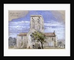 Shoreham Church, Kent by Sir John Gilbert