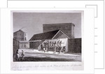The Discipline Mill at Brixton Prison, Lambeth, London, 1821 by