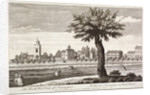 North west view of Stoke Newington, London by Anonymous