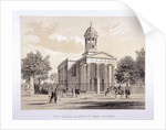 St James, West Hackney, Stoke Newington Road, London by Anonymous