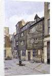 Crown Court, Chancery Lane, London by John Crowther