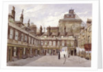 Haberdashers' Square, London by John Crowther