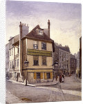 Northumberland Head Inn, Stepney, London by John Crowther