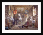 Mercers' Hall, London by John Crowther