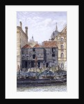 Paul's Wharf, London by John Crowther
