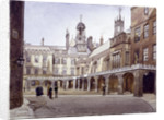 Lincoln's Inn Old Hall, London by John Crowther