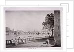 Westminster Bridge, London, (c1925?) by Thomas Malton II