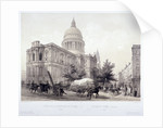 St Paul's Cathedral, London by Jules Louis Arnout