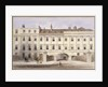 Lincoln's Inn Fields, Holborn, London by Thomas Hosmer Shepherd