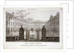 Guy's Hospital, Southwark, London by Samuel Rawle