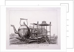 The Balloon Kettle, St George's Fields, Southwark, London by Anonymous