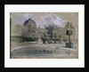 The Tuileries, Paris, France by Sir John Gilbert