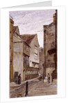 St James's Place, Aldgate, London by John Crowther