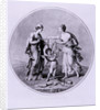 Juno borrowing the Cestus from Venus by W Wynne Ryland