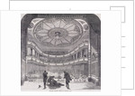 Interior view of Holborn Theatre Royal, High Holborn, Holborn, London by