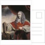 Sir Charles Pratt. 1764 by Sir Joshua Reynolds
