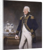 Samuel, First Viscount Hood, (c1794?) by Lemuel Francis Abbot