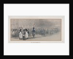 National Guard at The Tuileries, 1846? by Sir John Gilbert