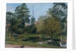 Near Chelmsford, Essex by John Philip