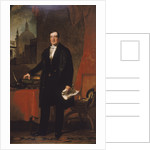 James Bentley, Treasurer of St. Bartholomew's Hospital by John Preston Knight