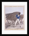 Passing a Mud Cart by Richard Dighton