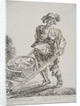 Offal seller, Cries of London by