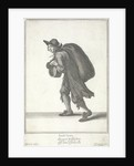 Small Coale, Cries of London, (c1688?) by Pierce Tempest